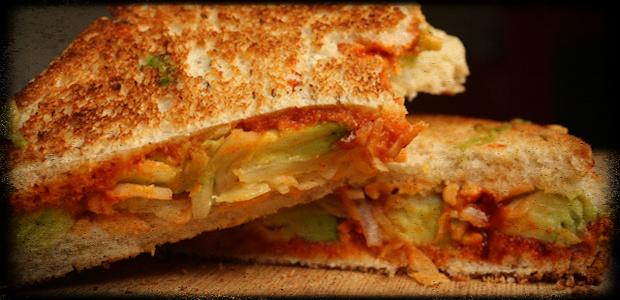 Sandwich delicios