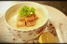 supa crema de cartofi cu cascaval